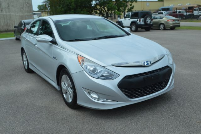 2015 Hyundai Sonata Hybrid Sedan Houston TX