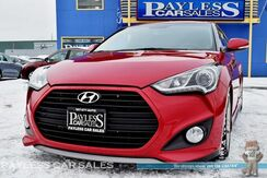 2015_Hyundai_Veloster_Turbo Coupe / Automatic / Heated Leather Seats / Dimension Premium Speakers / Bluetooth / Back-Up Camera / 1-Owner_ Anchorage AK
