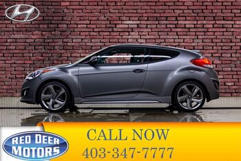 2015_Hyundai_Veloster_Turbo Tech Leather Roof Nav_ Red Deer AB