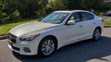 INFINITI Q50 AWD / SUNROOF / CAMERA 2015