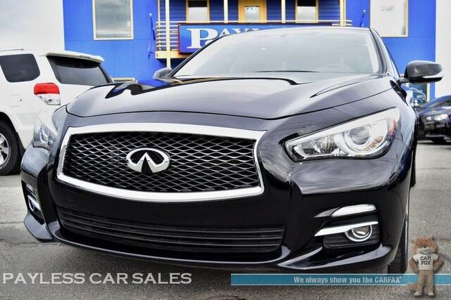Bose Speakers For Cars >> 2015 Infiniti Q50 Premium 3 7l V6 Automatic Heated Leather