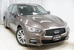 2015_INFINITI_Q50_Premium AWD Navigation Sunroof Backup Camera_ Avenel NJ