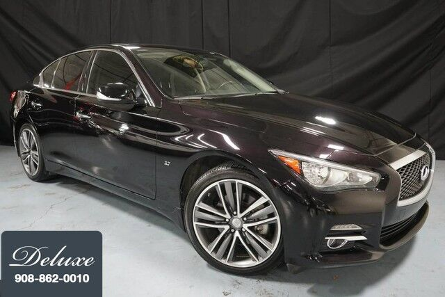 INFINITI Q Premium AWD Over In Options Oneowner - Infiniti warranty