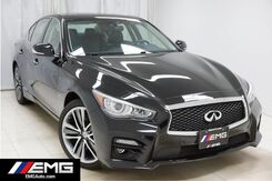 2015_INFINITI_Q50_Sport AWD Touring Technology Navigation Sunroof 360 Camera 1 Owner_ Avenel NJ