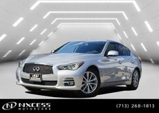 2015_INFINITI_Q50_Sport Navigation Backup Camera Roof Leather._ Houston TX