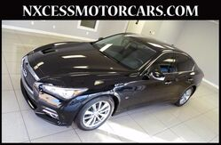 2015_INFINITI_Q50_XENON POWER/LEATHER 1-OWNER._ Houston TX
