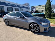 2015_INFINITI_Q50S Hybrid Sport NAVIGATION_REAR VIEW CAMERA, BOSE SOUND SYSTEM, HEATED PREMIUM LEATHER, SUNROOF!!! FULLY LOADED AND SUPER CLEAN!!! ONE OWNER!!!_ Plano TX