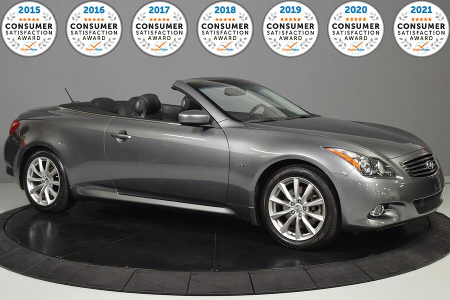 2015_INFINITI_Q60 Convertible__ Glendale Heights IL