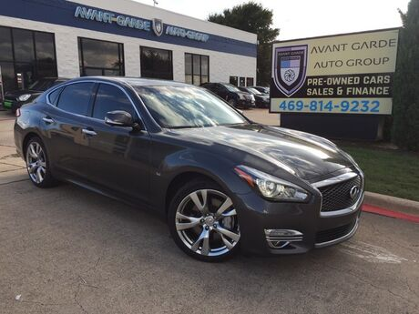2015 INFINITI Q70 5.6L V8 NAVIGATION REAR VIEW CAMERA, DELUXE TOURING, BOSE SOUND, SPORT WHEELS!!! SUPER FAST, EXTRA CLEAN AND LOADED!!! ONE OWNER!!! Plano TX