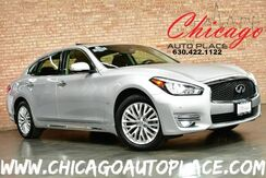 2015_INFINITI_Q70L_AWD - 3.7L V6 ENGINE 1 OWNER ALL WHEEL DRIVE NAVIGATION TOP VIEW CAMERAS KEYLESS GO BLACK LEATHER HEATED/COOLED SEATS HEATED STEERING WHEEL SUNROOF XENONS_ Bensenville IL