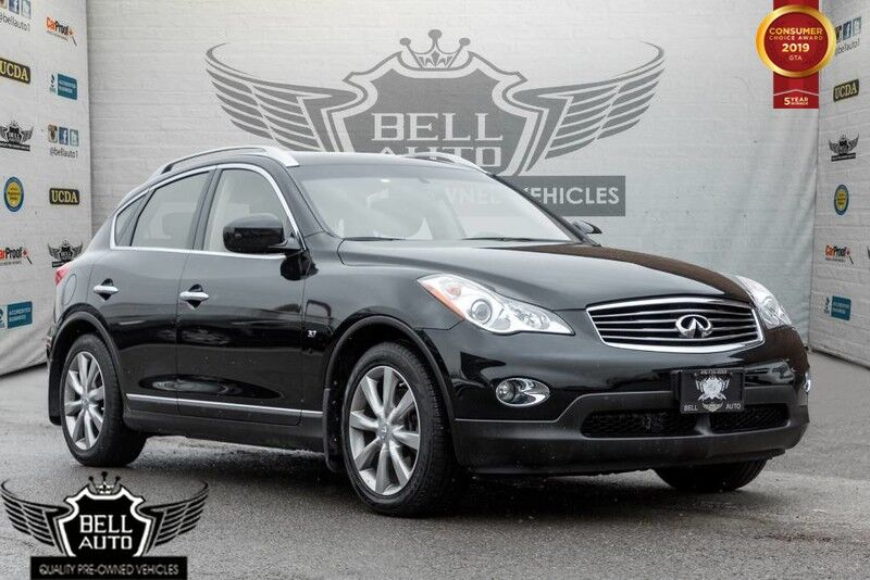 2015 Infiniti Qx50 Journey Pkg Back Up Camera Bluetooth Toronto On