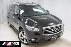 2015_INFINITI_QX60_AWD Navigation Entertainment System 360 Camera Panoramic 1 Owner_ Avenel NJ