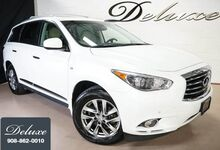 2015_INFINITI_QX60_AWD, Premium Plus Package, Navigation System, Rear-View Camera, Bose Surround Sound, Bluetooth Streaming Audio, Heated Leather Seats, 3RD Row Seats, Power Sunroof, 18-Inch Alloy Wheels,_ Linden NJ