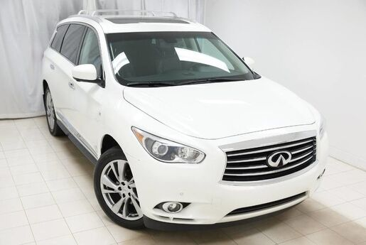 2015 INFINITI QX60 AWD Sunroof Navigation 360 Camera 1 Owner Avenel NJ