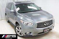 2015_INFINITI_QX60_AWD Touring Technology Drivers Assist Navigation Entertainment System 360 Camera 1 Owner_ Avenel NJ