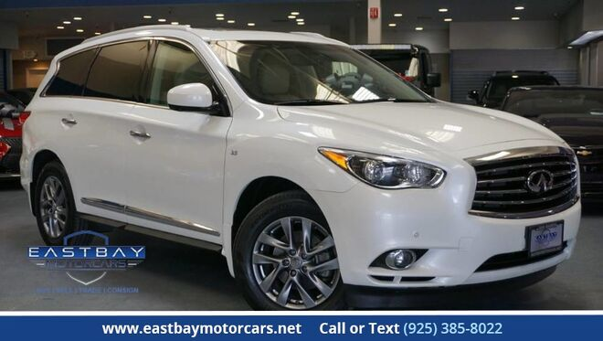 2015_INFINITI_QX60_All wheel drive_ San Ramon CA
