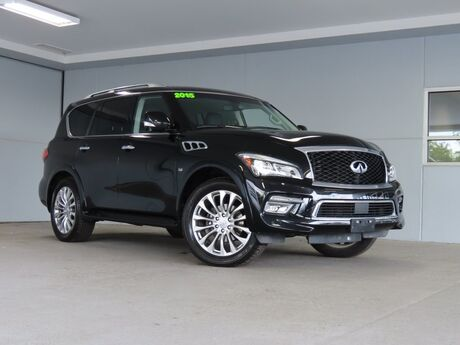 2015 INFINITI QX80 AWD Kansas City KS
