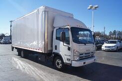 2015_Isuzu_NPR_TILT CAB, DIESEL,20 FOOT BOX WITH LIFT GATE $68000 MSRP_ Charlotte NC