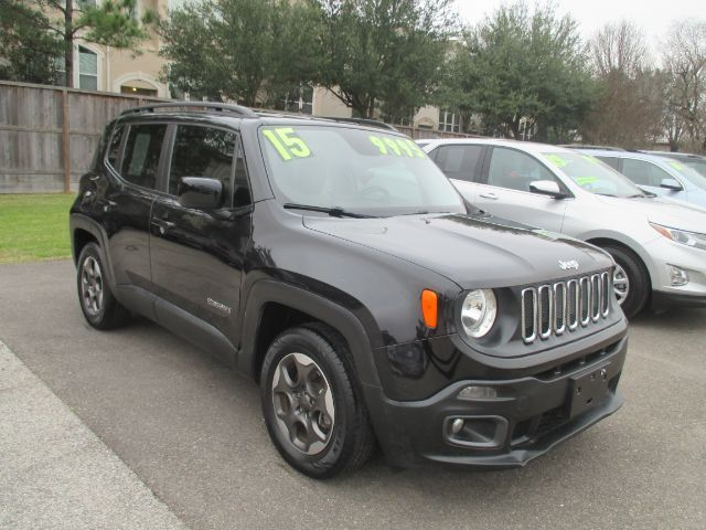 2015 JEEP RENEGADE LATITUDE Houston TX