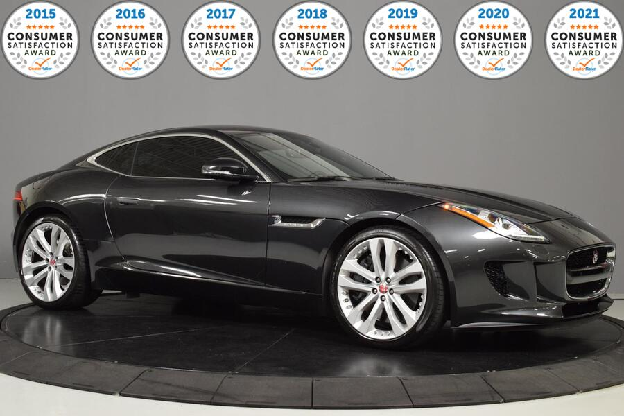 2015_Jaguar_F-TYPE_V6 S_ Glendale Heights IL