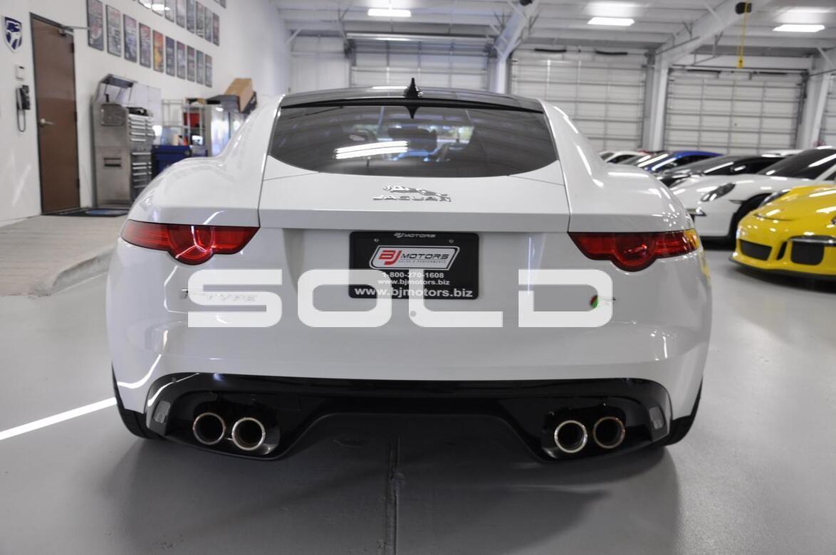 2015 Jaguar F-TYPE V8 R Tomball TX