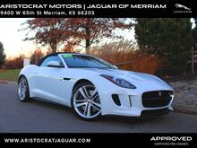 2015_Jaguar_F-TYPE_V8 S_ Kansas City KS