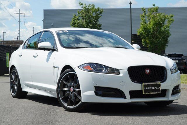 2015 Jaguar XF 4dr Sdn V6 Sport RWD Fairfield CT