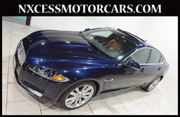 Jaguar XF V6 Portfolio NAVIGATION MERIDIAN AUDIO CLEAN CARFAX LOW MILES. 2015