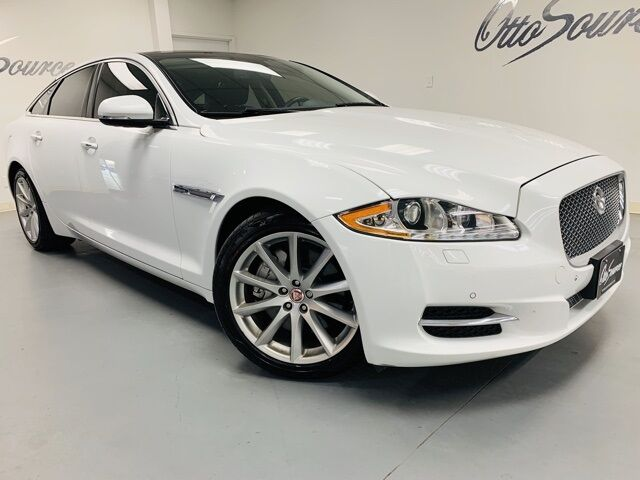 2015 Jaguar XJ  Dallas TX