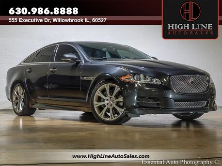 2015_Jaguar_XJ__ Willowbrook IL