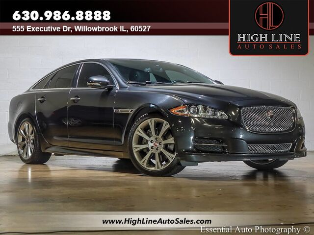 2015 Jaguar XJ  Willowbrook IL