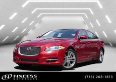 2015_Jaguar_XJ_XJL Portfolio PANO-ROOF 4-ZONE A/C MERIDIAN AUDIO 1-OWNER._ Houston TX