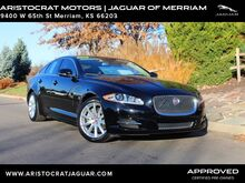 2015_Jaguar_XJ__ Kansas City KS