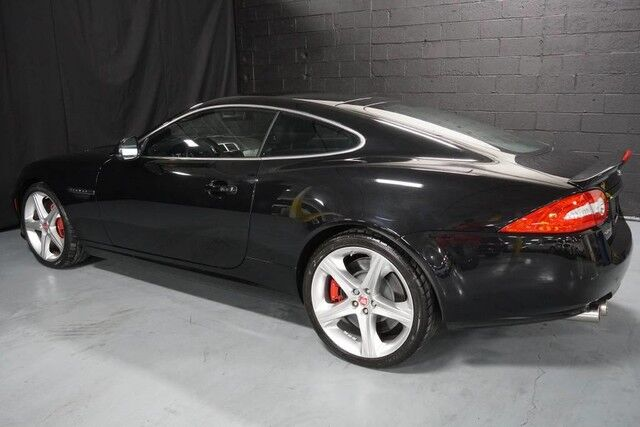 ... 2015 Jaguar XKR Coupe, Navigation System, Rear View Camera, Bowers U0026  Wilkins ...