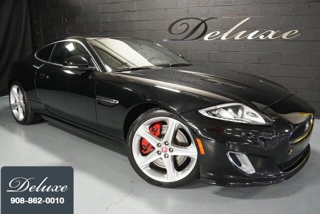 2015 Jaguar XKR Coupe, Navigation System, Rear-View Camera, Bowers ...