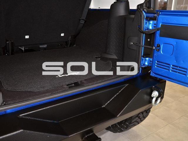 2015 Jeep 6.4L Hemi Conversion Wrangler Unlimited Sport Tomball TX