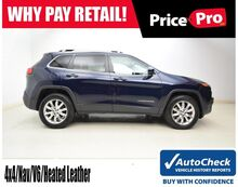 2015_Jeep_Cherokee_4WD Limited V6_ Maumee OH