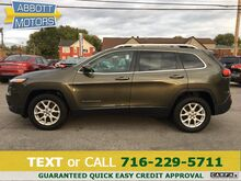 2015_Jeep_Cherokee_Latitude 4WD 1-Owner w/Low Payments_ Buffalo NY
