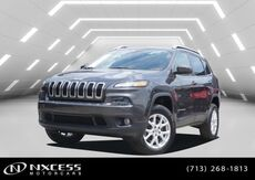 2015_Jeep_Cherokee_Latitude 4x4 Prior Certified Pre-Owned._ Houston TX