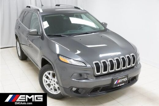 2015 Jeep Cherokee Latitude Backup Camera 1 Owner Avenel NJ