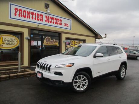2015 Jeep Cherokee Latitude FWD Middletown OH