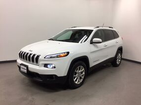 Jeep Cherokee Leather 2015