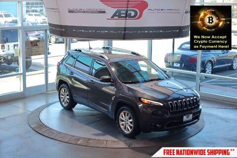 2015_Jeep_Cherokee_Limited 4WD_ Chantilly VA