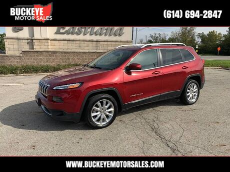 2015 Jeep Cherokee Limited Columbus OH