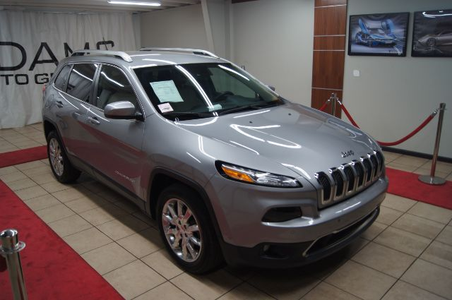 2015 Jeep Cherokee Limited FWD Charlotte NC