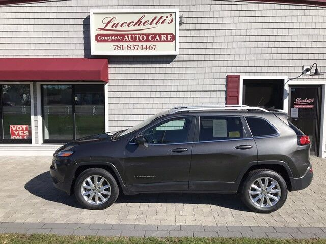 2015 Jeep Cherokee Limited Marshfield MA