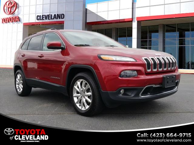 2015 Jeep Cherokee Limited McDonald TN