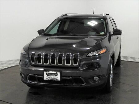 Jeep Cherokee Limited V/6 4X4 2015