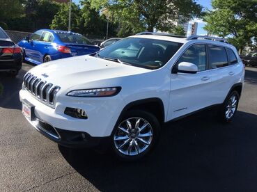 2015_Jeep_Cherokee_Limited_ Worcester MA