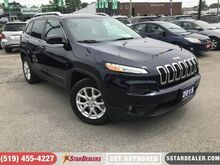 2015_Jeep_Cherokee_North   V6   CAM   HEATED SEATS_ London ON